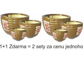 Keramický obal vzor 1890 - 1+1 zdarma - 2 sety