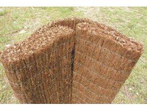 Rohož plotová - vřes 150x500 cm