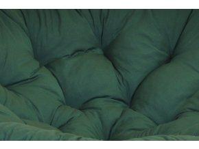 Látka zelený dralon, metráž, č.3