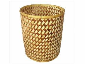 Koš bambusový M
