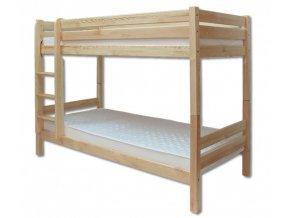 KL-136 postel poschoďová šířka 90 cm