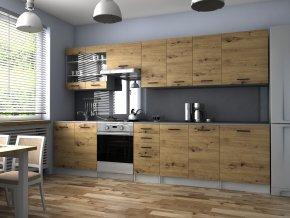 Kuchyňská Linka Pamis 260/320 dub artisan