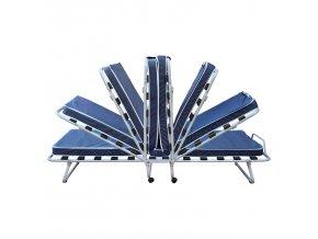 Skládací postel (přistýlka) AMERIKA 80x190