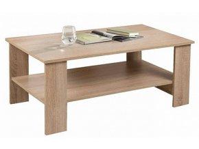 Konferenční stůl ALPINO dub sonoma