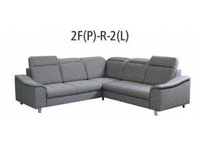 Sedací souprava GRENOBLE 2F-R-2