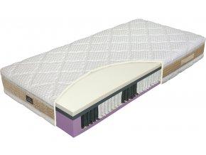 matrace SWISS Prestige  Jedinečný komfort, výška 25 cm