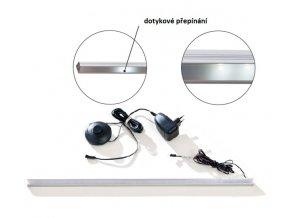 Osvětlovací LED lišta DOLMAR