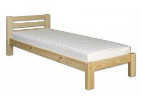 KL-127 postel šířka 80 cm