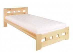 KL-145 postel šířka 80 cm