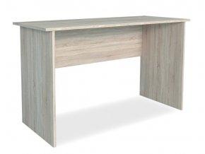 Pracovní stůl OFFICE dub sonoma