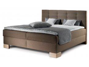 kontinentální postel Diva bospring VIANA orez