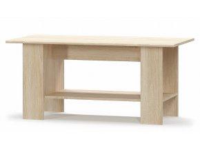Konferenční stolek TIPS dub sonoma