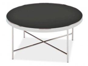 Konferenční stolek GINA B chróm