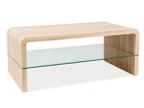Konferenční stolek RICA dub sonoma