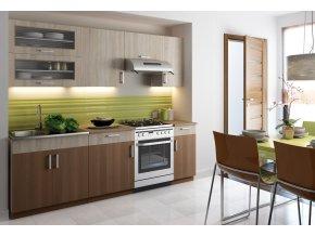 Kuchyně DICKSON 240 s výklopem
