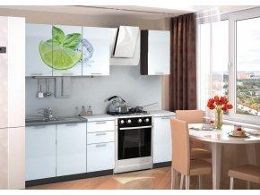 Kuchyně VALERIA ART 160 Lime