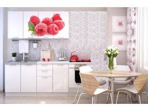 Kuchyně VALERIA ART 160 Raspberry