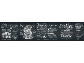 Nástěnný panel 280 cm vzor M19