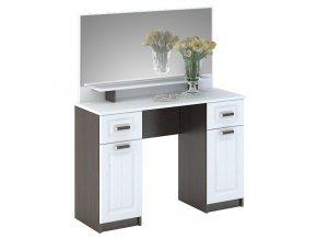 PRAGA CT-900 toaletní stolek se zrcadlem