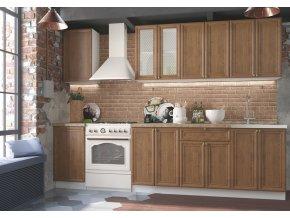 Kuchyně SOFIA 220 bk/čester