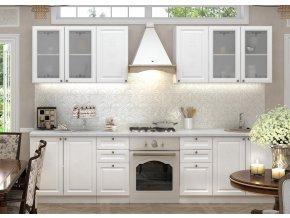 Kuchyně VERSAILLES 240 bílá soft
