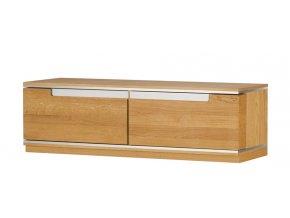 Televizní stolek úzký TORINO 24