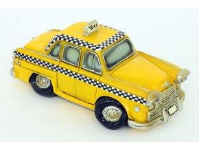 Kasička - NY taxi