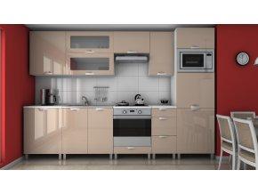 Kuchyňská linka Roksana RLG 300 capucino