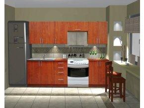 Kuchyně NORA 240 hruška bez PD
