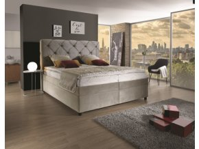 kontinentální postel 160 Palladio (boxspring)