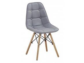 Jídelní židle Arizona šedá