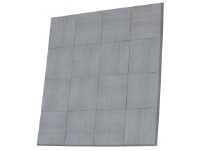 Skládací žíněnka Scarlett Puzzle – mramor hnědá, 180 x 180 x 2