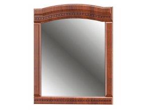 Zrcadlo MILANO třešeň