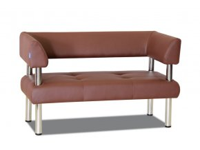 Čalouněná lavice OFFICE ekokůže Fly 2213