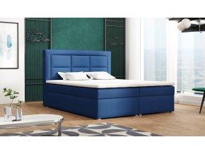 Postel s matrací s ÚP AURELIA BOX 140x200 výběr látek