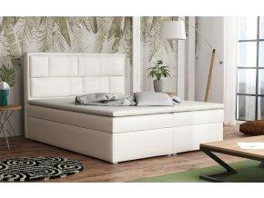 Postel s matrací s ÚP WENDY BOX 180x200 ekokůže Soft 17
