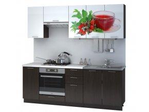 Kuchyně VALERIA ART 160 Teacup/wenge