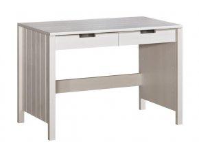 Pracovní stůl TOMI TO-6 bílá