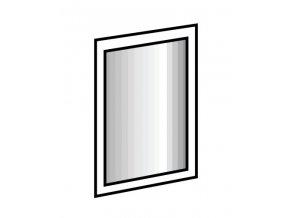 Zrcadlo MARGITA 919 dub bílý