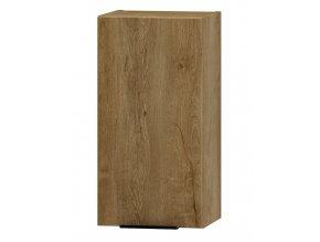 W30 P/L skříňka horní LONGFORD dub lefkas