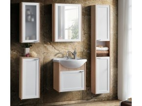 Koupelnová sestava ISTRIA s umyvadlem