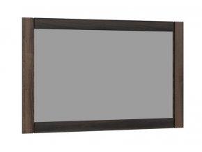 Zrcadlo EMERSON 09 charlestone tabák/černá