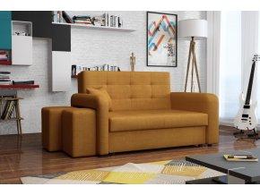Pohovka Vivian Home II oranžová