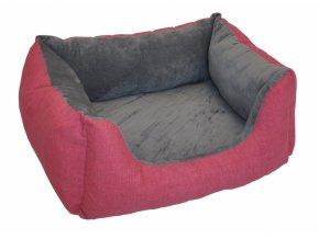 Pelíšek AXIN Deluxe růžový