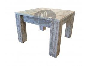 Konferenční stolek Monako bílá borovice