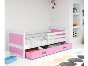 postel Rico růžová