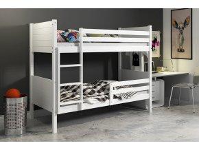 Patrová postel Clir bílá