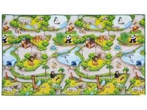 Scarlett dětský kobereček 3D ZOO - 120 x 200 cm