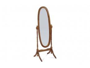 Zrcadlo, MDF, dekor ořech