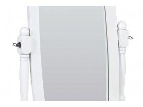 Zrcadlo bílé